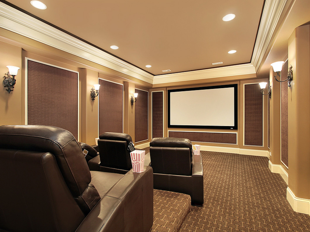 Install a Home Theater System in Phoenix, AZ